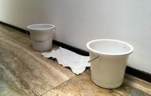 Natte voeten in je eigen huis. Hoe is waterschade verzekerd?