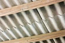 Asbest op het dak